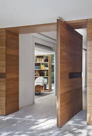 Front Entry Doors That Make A Strong First Impression - Exterior pivot door