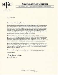 Letter Of Recommendation From Pastor For Student Dolap Magnetband Co