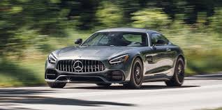 It's a true sports car, for better or worse — but mostly for the better. 2020 Mercedes Amg Gt Is All About That Base
