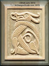 relief wood carving patterns for beginners. v-gouge detailing in a relief wood carving patterns for beginners