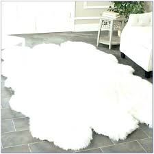 white fuzzy rug circle beautiful rugs home design ideas black and area