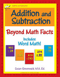 Addition Facts To 20 Chart Addition And Subtraction Beyond Math Facts Longevity