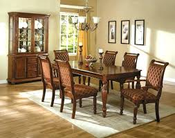 rug size for round dining room table rug under dining table size carpet under dining room