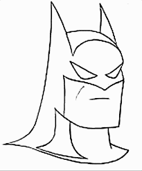 Small Picture Cartoon Coloring Pages Batman Coloring Pages