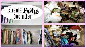 de clutter extreme home declutter before after