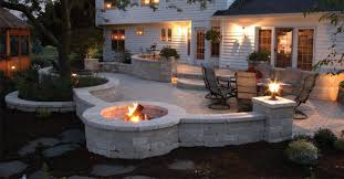 a fire feature is an exciting addition to any backyard especially in places with colder climates like ontario homes in cambridge can fully utilize the