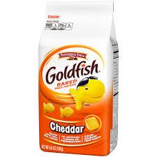 goldfish crackers bag. Delighful Goldfish Pepperidge Farm Goldfish Cheddar Crackers Bag Inside Bag E