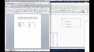 Excel Word How To Link Data Between Word Excel Microsoft Excel Tips Youtube