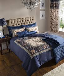 blue and gold duvet cover the duvets