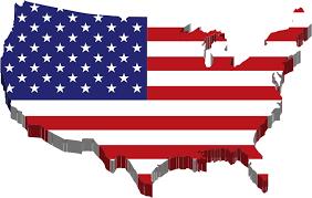 Image result for us flag clip art