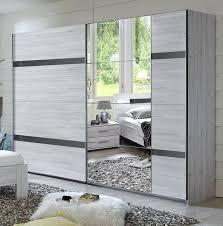 wardrobes wardrobe mirror sliding doors brisbane wardrobe mirror doors sydney german nizza driftwood white oak