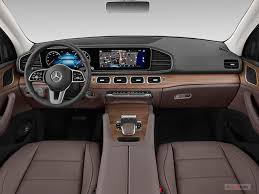 Mercedes gle coupe mpg & co2. 2020 Mercedes Benz Gle Class 189 Interior Photos U S News World Report
