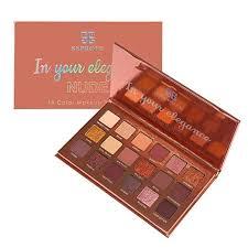Amazon Com Benficial Women 18 Color Eyes Shadow Glitter
