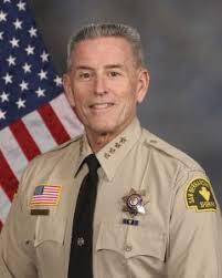 Riverside Sheriff Org Chart Sheriffs Executive Staff San Bernardino County Sheriffs