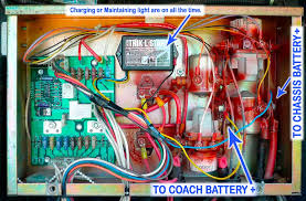 rv net open roads forum class a motorhomes trik l start issue the trik l start is hooked up to the automatic charging aux start relay this is per the instructions the second photo is simply the schematic from