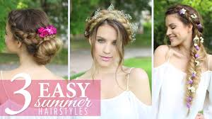 Luxy Hair Style 3 easy heatless summer hairstyles luxy hair youtube 6651 by wearticles.com