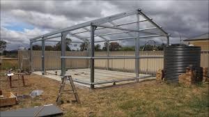 metal framing shed. Plain Framing With Metal Framing Shed