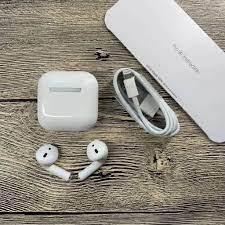Tai nghe bluetooth không dây Airpod Pro 4 - đổi tên, định vị - Hỗ trợ hệ  thống iOS 13.Tai nghe có thể sd riêng.