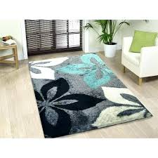 black white and turquoise area rug interior brown rugs amazing aqua home factory plus lo la