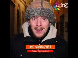 """Hello from """"Leif Sandqvist"""" Director of """"Peggy Ray"""" - 11th ICFFB 2018 -  YouTube"""