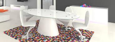Table design de salle a manger - vente de table design - Mobilier ...