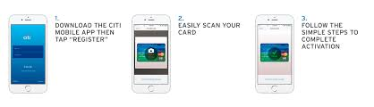 Citi Launches Credit Card Scanning Ability Within Mobile App