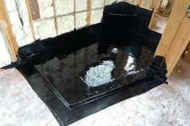 hot mop shower pan custom drain