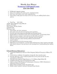 ... Job Description For Food Runner Resume 11 Awesome Design Ideas Food  Runner Resume 9 Sherla Moyer 2015 Pdf ...