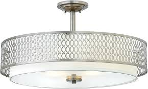 pendant lighting drum shade. Marvelous Drum Light Fixture Contemporary Brushed Nickel Drop Ceiling Loading Zoom Pendant . Lighting Shade
