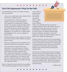 Progressive Legislation Chart Answers How Voter Suppression Imperils The Midterms Progressive Org