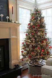 Our Christmas Tree  HttpwwwfoodfitnessandfamilyblogcomAt Home Christmas Tree