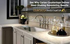 red corian countertop popular regarding see why deliver head shaking remodeling results remodel 0 red corian