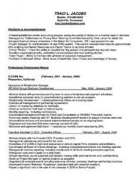 Effective Resume Template Reference Resume Sample Best Professional Resumes Letters Templates