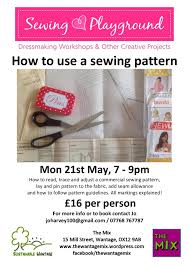 How To Use Sewing Patterns Magnificent Decorating