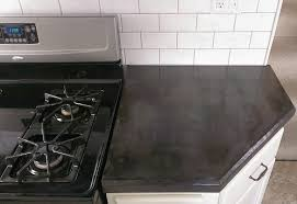 to faux ardex countertop on recycled glass countertops