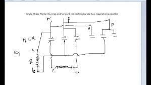 reversing of single phase ac motor types of diagram ac motor wiring diagram capacitor 36 reversing single phase motor wiring diagram