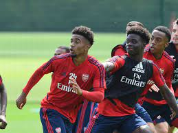 Arsenal winger Reiss Nelson's prediction about 16-year-old Bukayo Saka  proved right - football.london