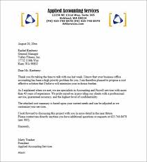 Accounting Payroll Services Proposal Cover Letters Template ...