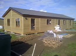Mobile Home Log Cabins Considering A Mobile Home Or A Log Cabin Kit Ideal Luxury Living