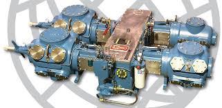 ariel gas compressor. air compressor / transportable electrically-powered piston - jga series ariel gas