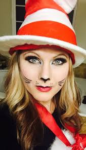 cat in the hat easy to do makeup for 2016
