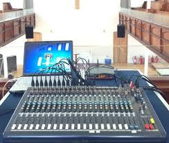 sound system installation. professional sound system installation i