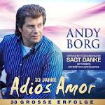 33 Jahre: Adios Amor - 33 Grosse Erfolge