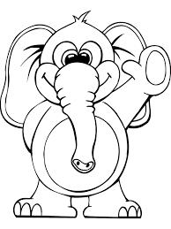 Kleurplaten Olifant Brekelmansadviesgroep