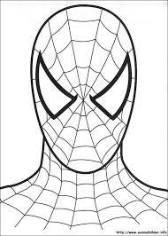 Spiderman Mask Ausmalbilder 31 Malvorlage Spiderman Ausmalbilder