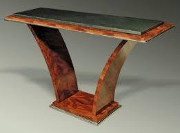 art deco reproduction furniture. art deco tables vshaped console table 1676 reproduction furniture