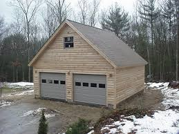 sample 24x24 2 car garage plans with 2nd story loft