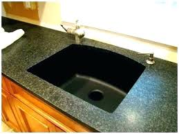 how to install undermount bathroom sink to granite sink laminate worktop installation butcher block bathroom granite b