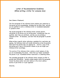 How To Write Reference In Resume Writing Letter Setups A Format Many