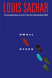 small steps holes book 2 by sachar louis